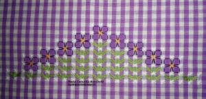 borsa viola fondo